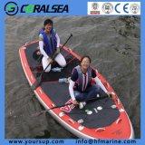 Placa de pá de pé inflável de PVC/EVA de China