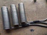 産業抵抗の螺線形の金属のブレードワイヤーが付いている平らなカートリッジヒーター