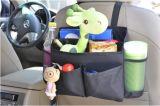 Sacchetto di vendita caldo dell'organizzatore del sedile posteriore dell'automobile del tessuto di Oxford del feltro per i capretti