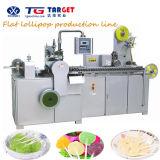 Professionnel de haute qualité Lollipop plats en acier inoxydable de ligne de production