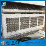 Bandejas automáticas cheias da fruta/ovo/sapatas da Dobro-Modificação da máquina da bandeja do ovo da polpa que dão forma à máquina