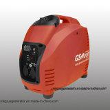 генератор инвертора 3.0kVA 4-Stroke цифров с вагонеткой