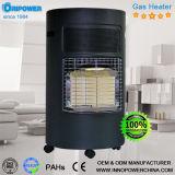 Calentador de gas de cerámica del gabinete con CE