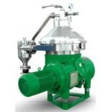 Het Oogsten van de biomassa centrifugeert Separator