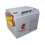 Solar-UPS-Batterieleistung-Speicherbatterie-Leitungskabel-Säure-Batterie 12V38ah