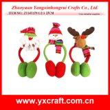 Décoration de Noël (ZY14Y182-1-2-3) élégante décoration de Noël cadeau de plein air