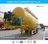 3 차축 55cbm는 대량 시멘트 유조선 세미트레일러 또는 반 트럭 트레일러를 말린다