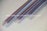 Mangueira de sucção de PVC reforçada com arame de aço