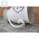 Tasses/tasse drôles tasse de pied/de cadeau jour de Monther