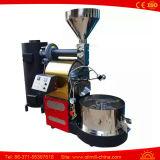 熱い販売1kgのガスの小さいコーヒー煎り器機械コーヒー煎り器