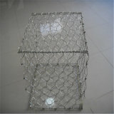 Gabionの製造された六角形の網(2m*1m*0.3m)