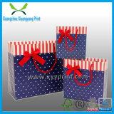 Оптовая продажа мешка подарка изготовления подгонянная профессионалом бумажная