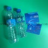 Étiquette en PVC moulant en PVC de qualité supérieure pour l'emballage de bouteilles
