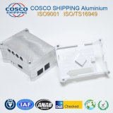 CNC feito-à-medida peças de maquinaria de alumínio