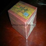 香水、タバコ、茶、医学、装飾的なボックスのための上包み機械を包む自動セロハン