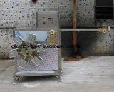 Hohe Präzisions-einzelnes Wand-gewölbtes Rohr-Plastikstrangpresßling-Zeile