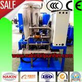 Machine van de Filtratie van de Tafelolie van de hoge Efficiency de Gebruikte, het Systeem van de Reiniging van de Olie
