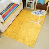 Мягкие удобные крытые Shaggy циновки ковров половиков пола двери зоны синеля
