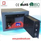 Un coffre électronique pour la maison et bureau (G-17E) , l'acier solide