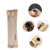 Честного ТЕБЯ ОТ ВЕТРА факел пламени сигареты газовые баллоны многоразового использования прикуривателя (ES-EB-063)