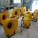 GRP de plástico reforçado por fibra de baixo ruído do ventilador do ventilador de ar de Interfluxo