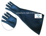 Износоустойчивые перчатки для взрывного устройства песка