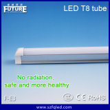 60 cm T8 Integrated LED Tube Light para Interior Illuminating con el CE Approval