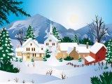 Weihnachtsgeschenke angepasst, Weihnachtsdekoration-Farbanstrich