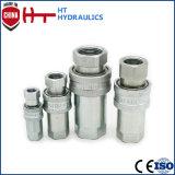 Couplage rapide hydraulique de connecteur de pipe en acier d'OIN 5675 pour le boyau en caoutchouc hydraulique