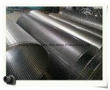 De hete Cilinder van het Scherm van de Draad van de Wig van het Roestvrij staal van de Verkoop