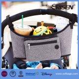 Chariot de couche-culotte de bébé d'organisateur de poussette