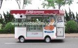 مخرز شاحنة/طعام شاحنة لأنّ عمليّة بيع حارّ في الصين