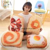 قطيفة يحشى خبز يشكّل أريكة وسادة