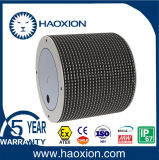 Алюминиевый теплоотвод с технологией изменения участка