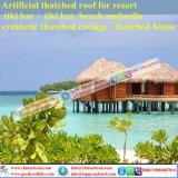 Плитки тропических/острова типа синтетические Thatch крыши