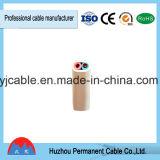 O fabricante de Zhejiang fêz a Rvv/Rvvb o cabo flexível