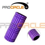 Rouleau creux de massage à rouleaux moussants Pilate à haute densité Yoga (PC-FR1010)
