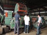 Trituradora de reciclaje de neumáticos de los residuos de polvo de caucho para hacer