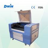 Acrylleder MDF-Glasplastikpapier-CO2 Laser-Ausschnitt-Gravierfräsmaschine (DW9060)