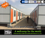 Expandierbares faltendes Behälter-vorfabrizierthaus für Fertigarbeitslager