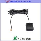 Haute performance, faible prix GPS antenne externe avec connecteur SMA, antenne GPS active voiture magnétique