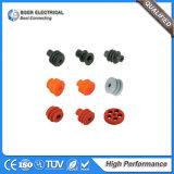 Cable conector del cable automotriz el sello de aceite de goma