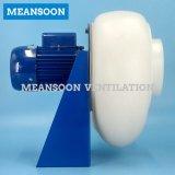 160 El Plástico resistente a la corrosión Ventilador Centrífugo de Vitrina de gases