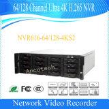 128 Kanal ultra 4K H. 265 CCTV-Schreiber für Dahua NVR (NVR616-128-4KS2)