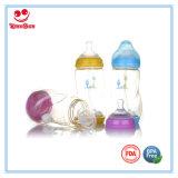 A garganta larga anti escalda o frasco de alimentação 180ml/300ml do bebê de PPSU