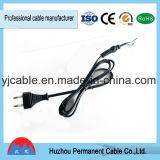 CCA Conducta, cable eléctrico, aislamiento de PVC alambre, 3 Núcleos de alambre plano