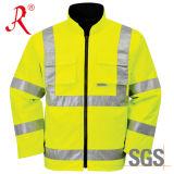 3m 사려깊은 테이프 (QF-501)를 가진 높은 시정 안전 재킷