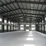 O baixo custo e rapidez de montagem da estrutura de aço pré-fabricadas na oficina de armazém