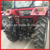 85HP de Tractor van het landbouwbedrijf, Landbouwtrekker Op wielen (FM854T)