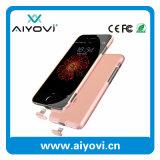 Cas de sauvegarde de pouvoir de chargeur de seul modèle pour l'iPhone 7 7 positifs